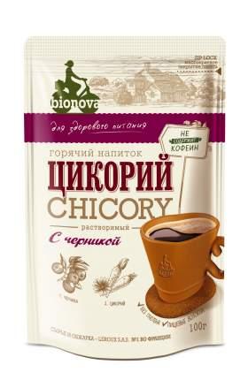 Цикорий Bionova с черникой 100 г