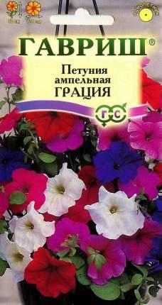 Семена Петуния гибридная Балконная, Смесь, 0,1 г Плазмас