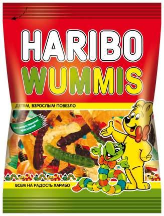 Мармелад Haribo wummis жевательный червячки 70 г