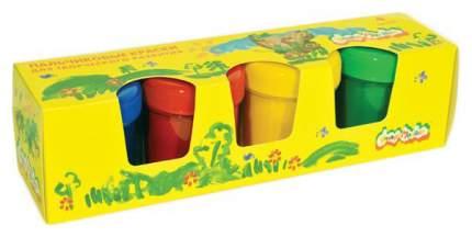 Пальчиковые краски Каляка-Маляка 4 цвета