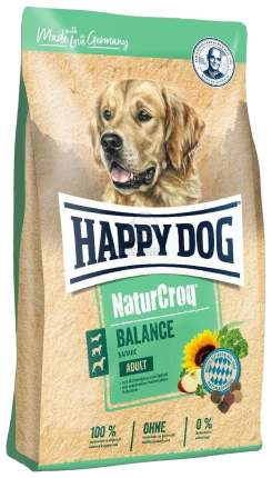 Сухой корм для собак Happy Dog NaturCroq Balance Adult, птица, 15кг