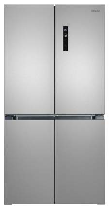 Холодильник Ginzzu NFK-575 Silver/Grey