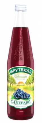 Лимонад Фрутвилл саперави 0.5 л