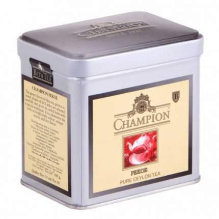 Чай черный листовой Beta Tea чемпион пекое 100 г