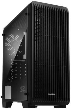 Компьютерный корпус Zalman S2 без БП black