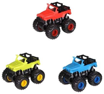 Внедорожник Shantou Gepai 8395R-4 Красный, синий, желтый, черный