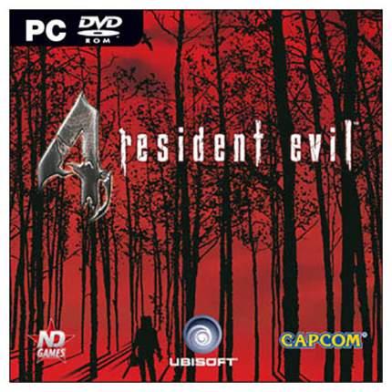 Игра Resident Evil 4 для PC