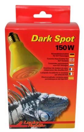 Керамический нагреватель для террариума Lucky Reptile Dark Spot 150 Вт
