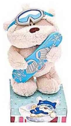 Мягкая игрушка Fizzy Moon Мишка стоящий на подставке