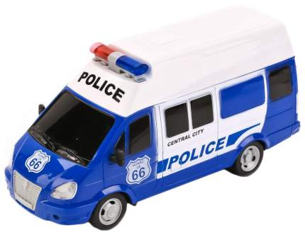 Машина спецслужбы Наша Игрушка Полиция ZYE-E0292-2