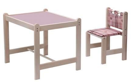 Комплект детской мебели Woodlines Каспер фиолетовый