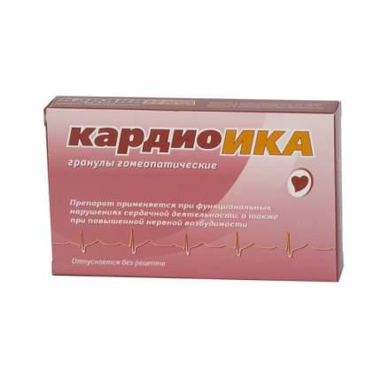 Кардиоика Materia Medica гранулы гомеопатические 10 г