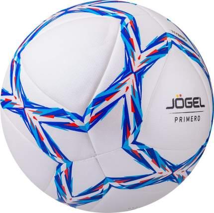 Футбольный мяч Jogel JS-910 Primero №4 white/blue