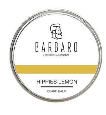 Бальзам для бороды Barbaro Beard Balm Hippies lemon Хиппи-Лимон 30 мл
