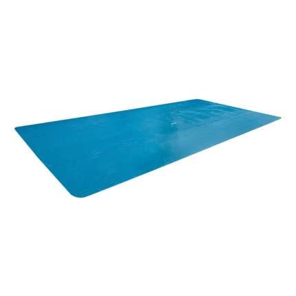 Обогревающее покрывало Intex solar cover, 488х244 см