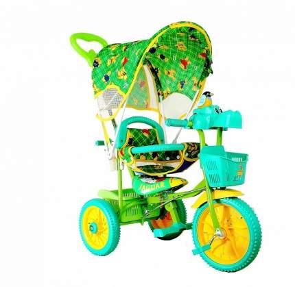 Велосипед детский Jaguar MS-0737 зеленый