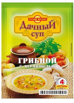 Суп Дачный грибной с вермишелью 60 г