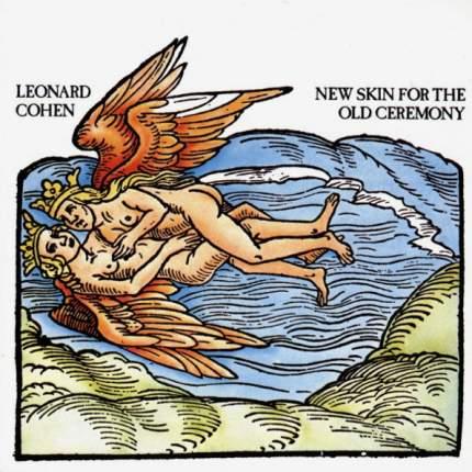 Виниловая пластинка Leonard Cohen New Skin For The Old Ceremony (LP)