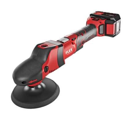Аккумуляторная эксцентриковая шлифовальная машина FLEX PE 150 18,0-EC/5,0 Set