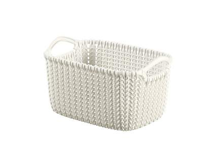 Корзина плетеная Curver Knit XS 226394 3л