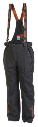 Брюки для рыбалки Norfin River Pants, черные, L INT, 176-182 см