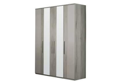 Платяной шкаф Hoff Сирена 80296240 176,2х230,5х58,6, дуб гамильтон