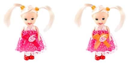 Кукла Снежана с бантиком, 7.5 см Shantou