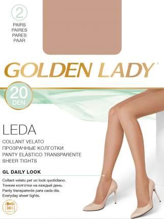 Колготки Golden Lady LEDA 20, melon, 3/M