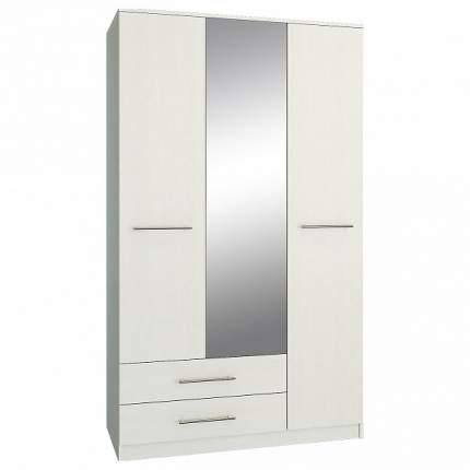 Платяной шкаф MFMaster MAS_MST-SHRL-53-R-16BEL 122,2х55х200, белый