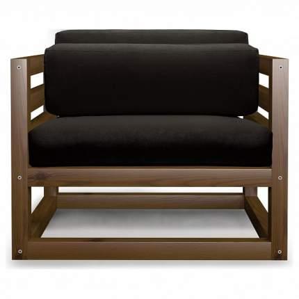 Кресло для гостиной Anderson Магнус AND_125set488, черный