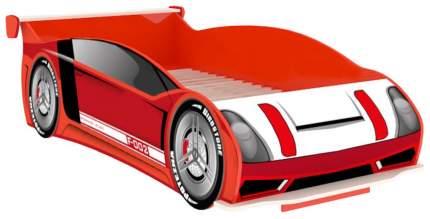 Кровать-машина Hoff Формула Красный