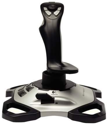 Джойстик Logitech Extreme 3D Pro Silver/Black (942-000031)