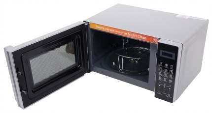 Микроволновая печь с грилем Midea EG820CXX silver