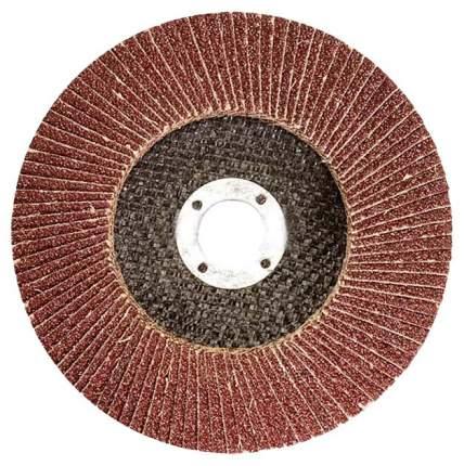 Диск лепестковый для угловых шлифмашин ЛУГА 3656-150-80