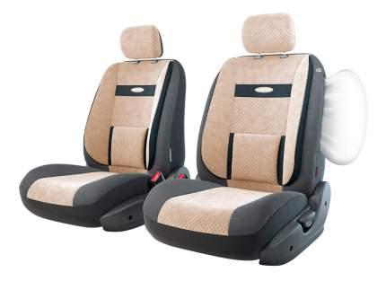 Комплект чехлов на сиденья Autoprofi Comfort TRS/COM-001 BK/L.BE