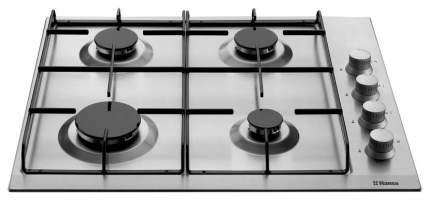 Встраиваемая варочная панель газовая Hansa BHGI 63100018 Silver