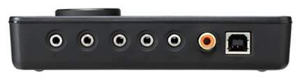 Звуковая карта USB2.0 Asus USB Xonar U5 90YB00FB-M0UC00