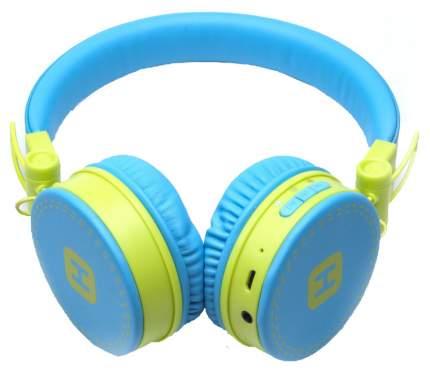 Беспроводные наушники Harper KIDS HB-202 Yellow/Blue