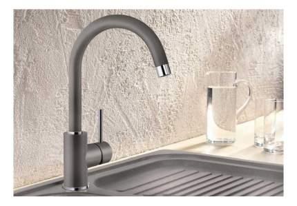 Смеситель для кухонной мойки Blanco MIDA 524203 алюметаллик