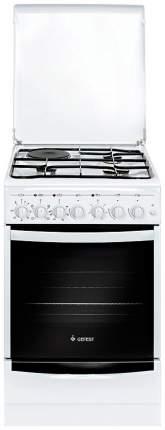 Комбинированная плита GEFEST 5112-02 White