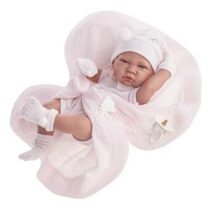 Кукла Antonio Juan Тони в розовом