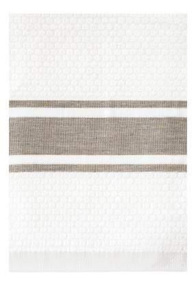 Полотенце универсальное Luxberry белый, коричневый