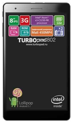 Планшет TurboKids TurboPad 802i Черный