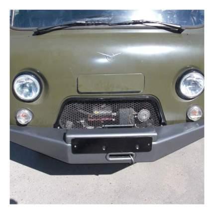 Силовой бампер Спрут для УАЗ Б3962-720700