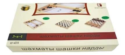 Семейная настольная игра Shantou Gepai Шахматы, шашки и нарды W3418-4