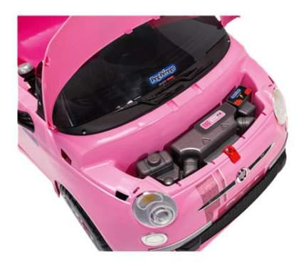 Электромобиль Peg-Perego Peg-Perego Fiat 500 Star Pink