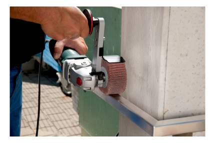 Сетевая щеточная шлифовальная машина Metabo SE12-115 602115500
