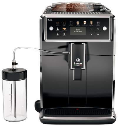 Кофемашина автоматическая Saeco Xelsis SM7580/00 Черный