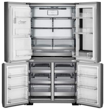 Холодильник LG LSR100RU Silver