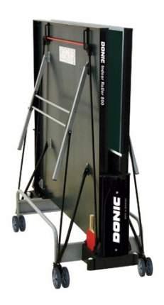 Теннисный стол Donic Indoor Roller 800 зеленый, с сеткой
